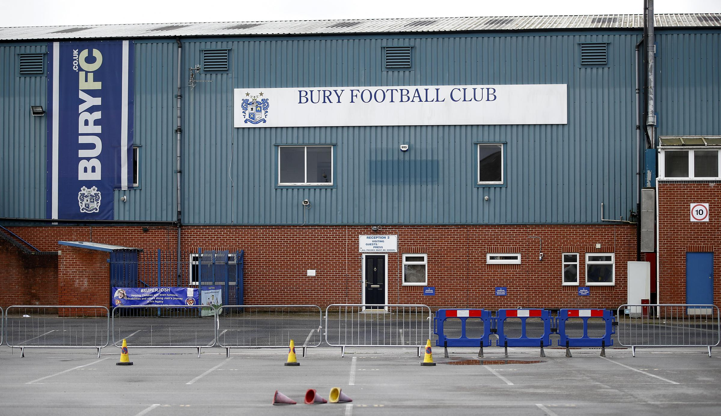Businessman hopes Bury FC takeover is near completion