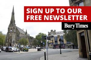 Sign up to the Bury Times free daily newsletter