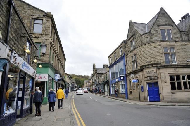 PLANS: Ramsbottom town centre