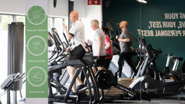 PureGym share 5 tips for returning to the gym asthey scrap joining fee. (PA)