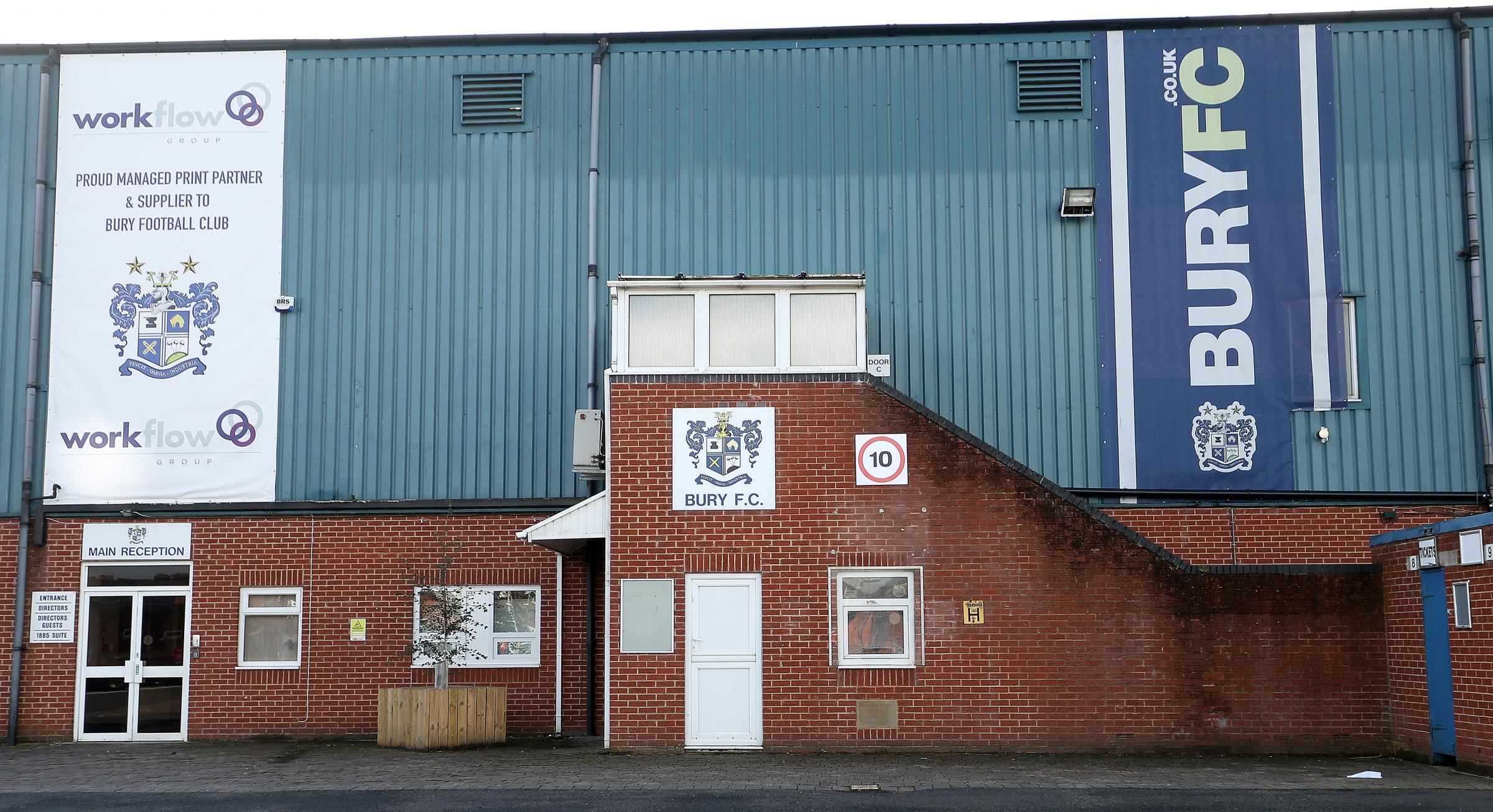 Bury's plight in focus as part of fan-led governance review