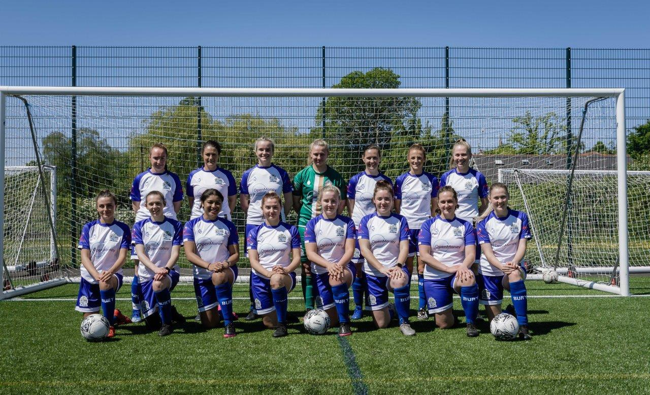 Bury AFC Women to be based at Unsworth for inaugural season