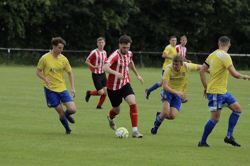 Prestwich Heys take positives from defeat in opening friendly