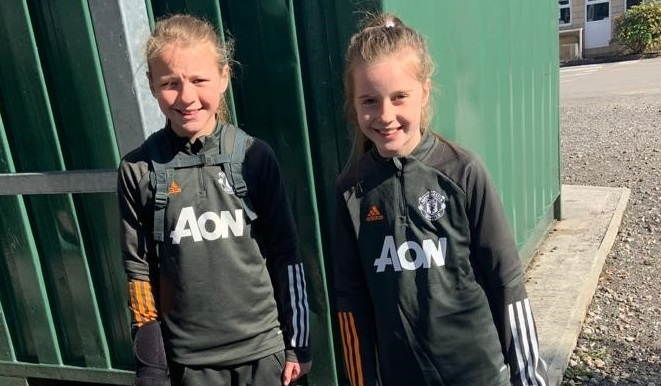 Man United snap up promising Bury footballer to join her best friend