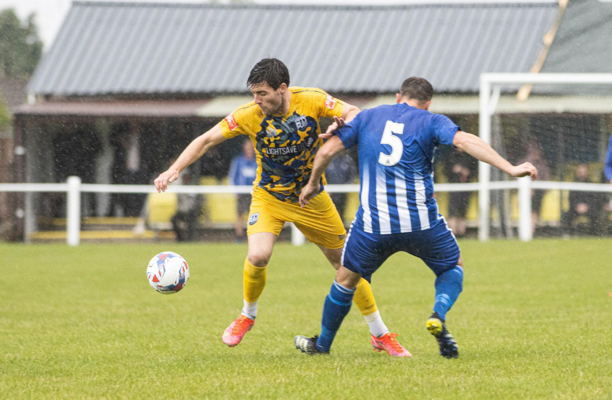 New signing Bobby Grant has two goals in two games for Radcliffe
