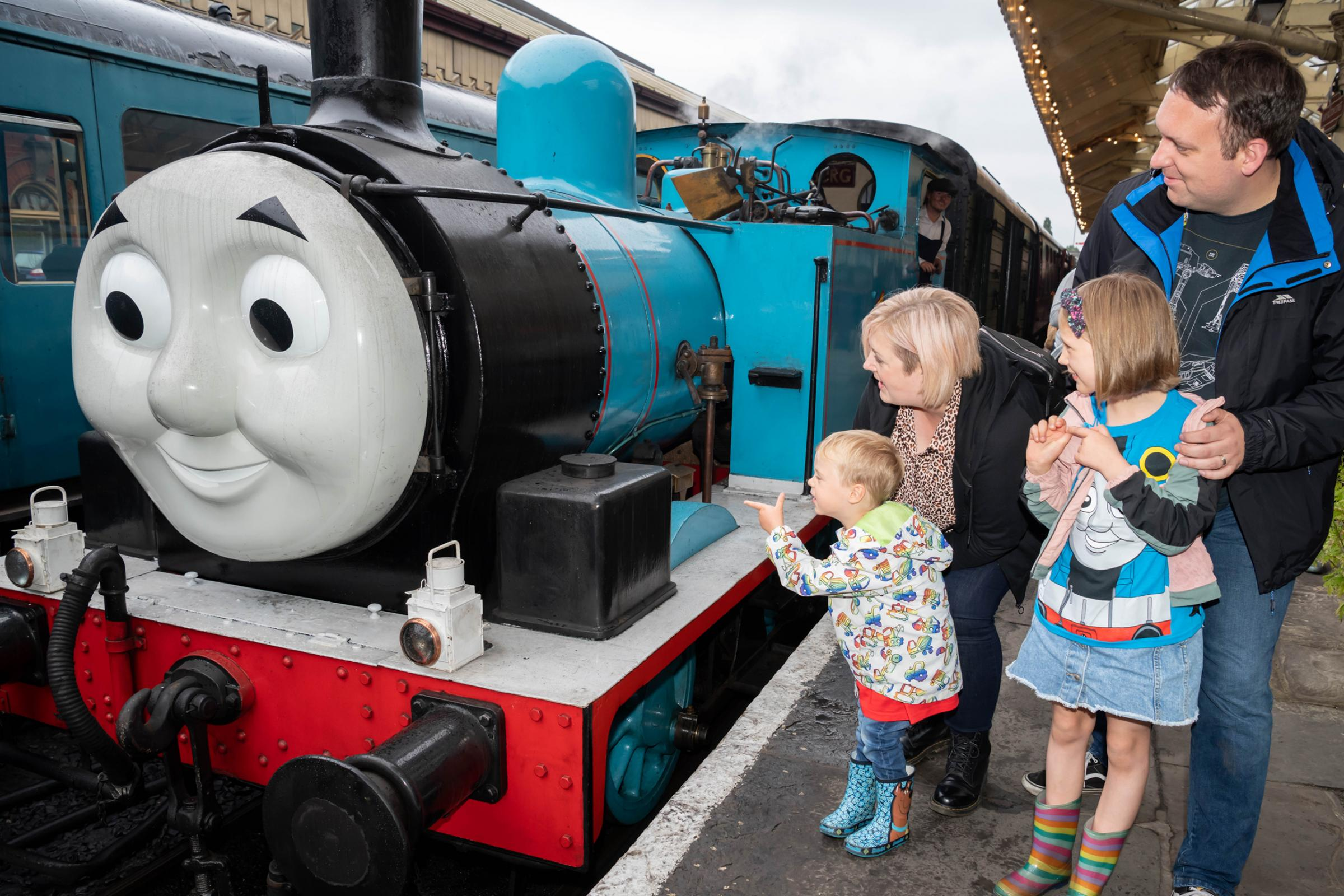 ELR day with Thomas