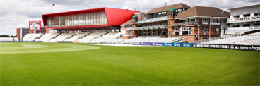 Bury Times: Lancashire cricket ground