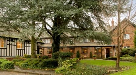 Bury Times: The Lymm Hotel, Warrington