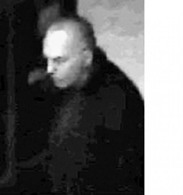 Police hunt for 'disgusting' man who wiped excrement on women