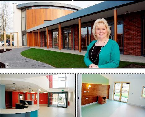 Look inside Bury's £5m new hospice