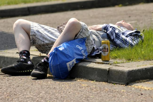 Hospitals seeing large numbers of drunk children in A&E departments