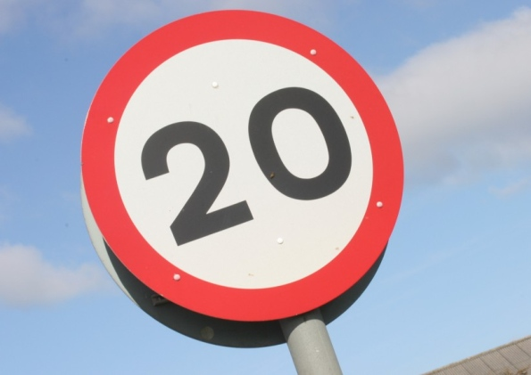 Schools will benefit from 20mph zones