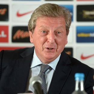 Roy Hodgson had no problem with wives and girlfriends being at the team hotel