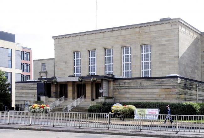 763fd94e0f0b IMPROVEMENT The Elizabethan Suite at Bury Town Hall