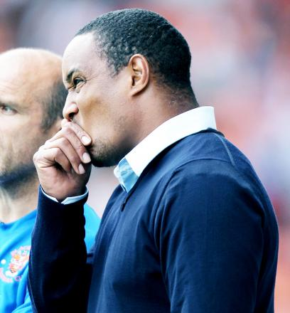 Blackpool boss Ince hints at Caton deal for Bury