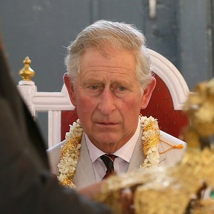 The Prince of Wales is hosting his first Commonwealth Heads of Government Meeting