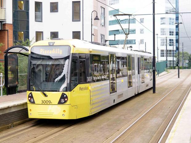 Tram delays in and out of Bury due to medical emergency