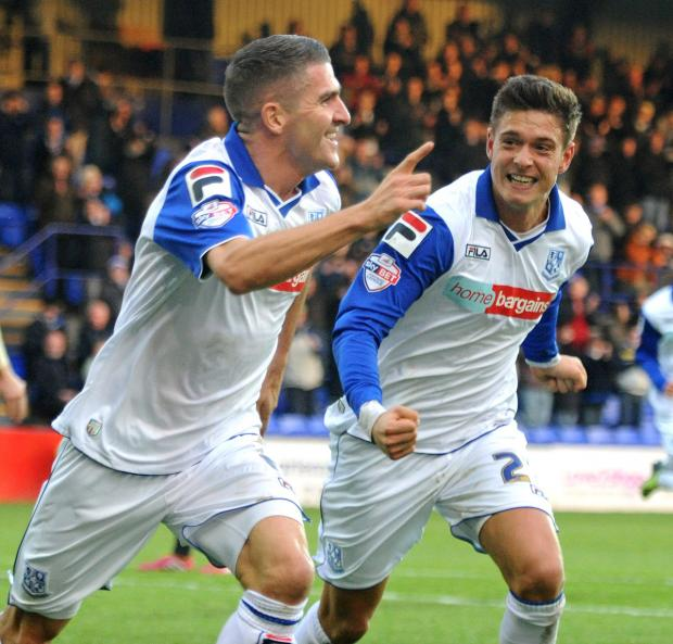 Goalscoring hero Ryan Lowe makes return to Bury