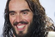 Comedian Russell Brand, who Elaina is hoping will sponsor her while she studies