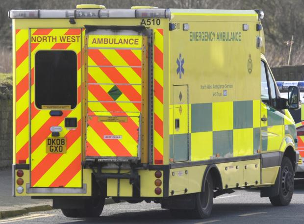 Man dies after suffering heart attack at bus stop in Bury
