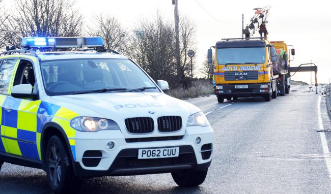 Man dies after sports car overturns in Edenfield | Bury Times