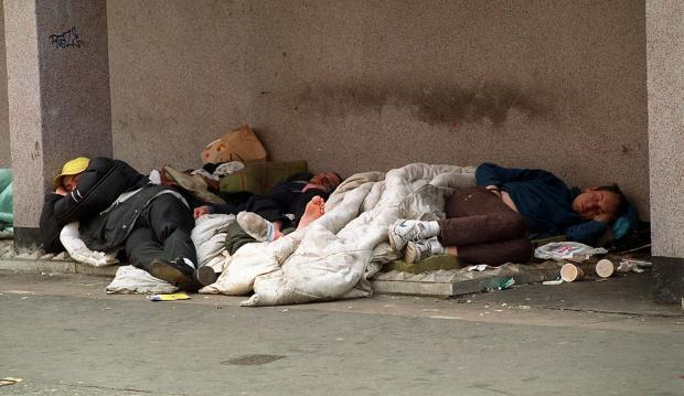 '10 people' sleeping rough in Bury