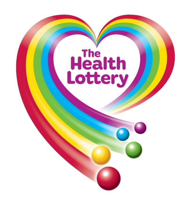 Chance to win £250,000 in today's paper with The Health Lottery