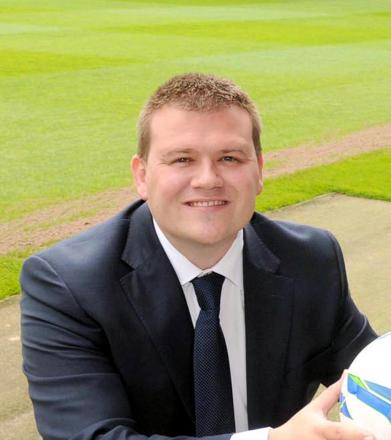 Bury chairman Stewart Day