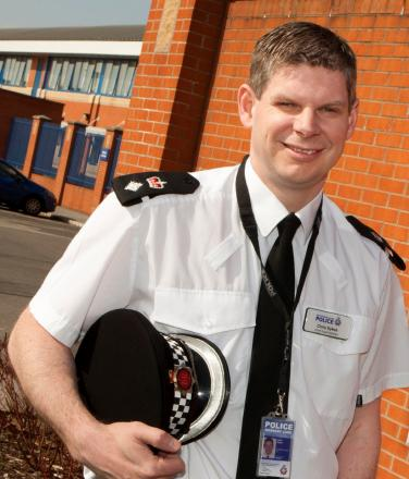 Chief superintendent Chris Sykes