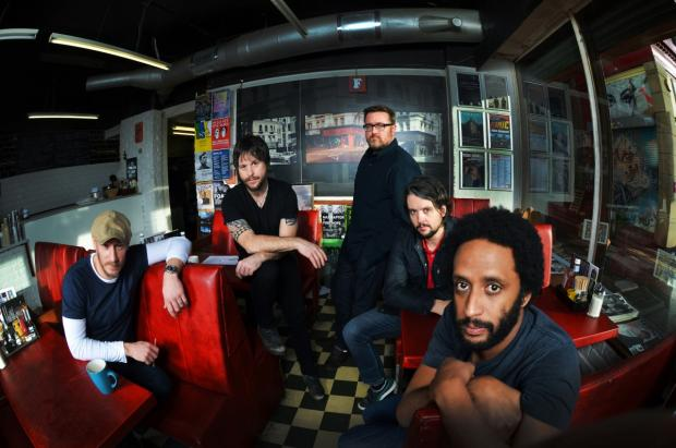 Bury Times: Elbow