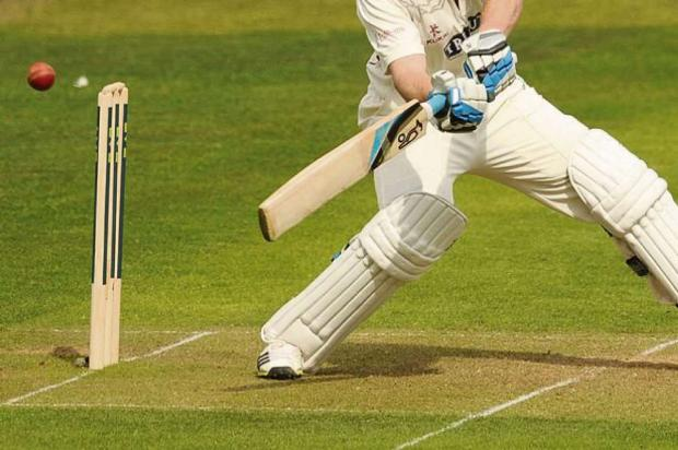 Bury Times: Cricket: Narrow eight-run defeat for Greenmount