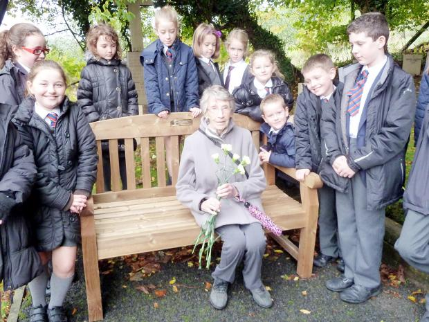 Bury Times: Teresa Kennelly, Sister James