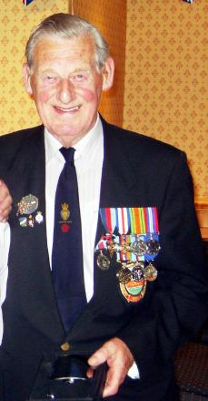 Neville Foote, aged 94, arrived on Juno beach on June 6, 1944, at the age of 23.