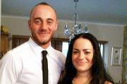 Robert Hart, who died after being attacked at this year's Parklife festival, with girlfriend Gemma Parry