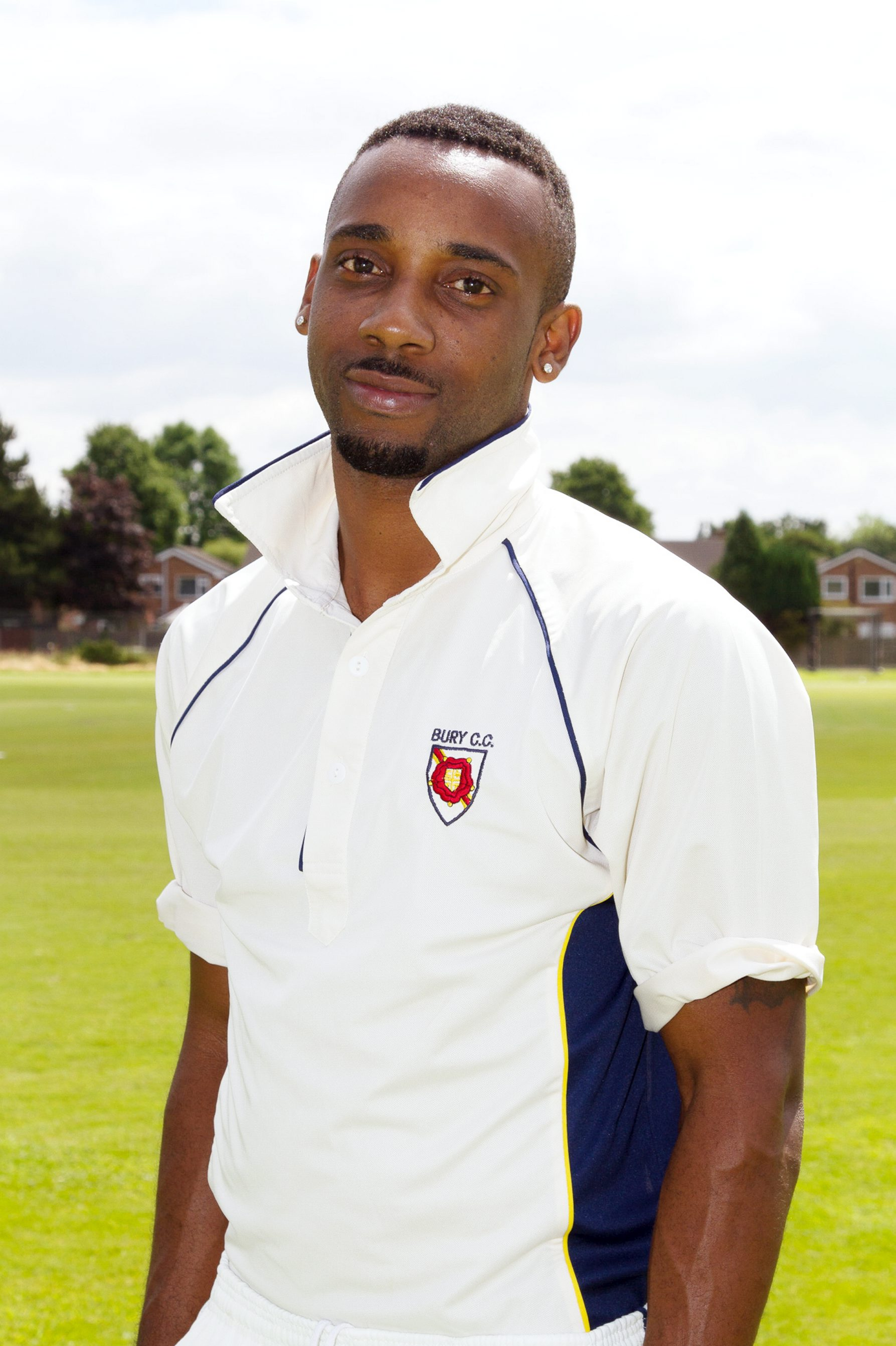 STARING ROLE Nekoli Parris hit 48 as Bury win again