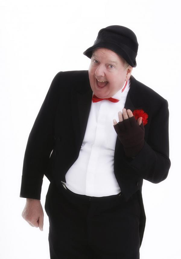 Jimmy Cricket will play a comedy gig at Henighans, Bury Road, Breightmet