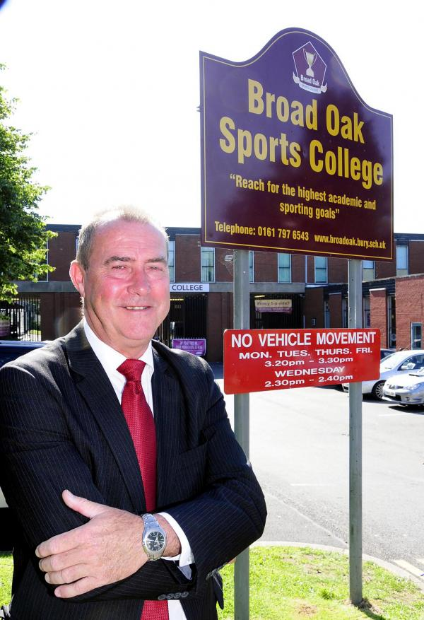 Broad Oak Sports College praised in Ofsted report