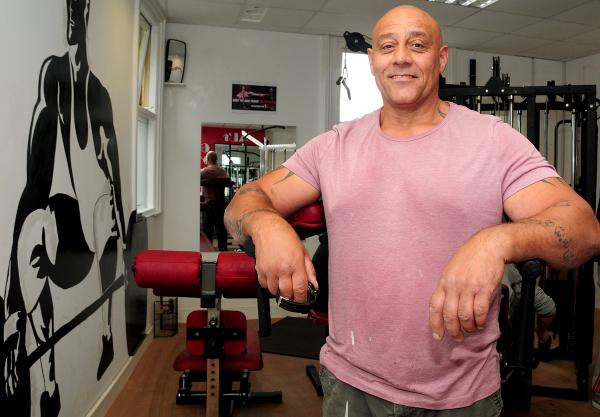 Going straight: Strangeways riots ex-con opens gym in Radcliffe to keep youngs