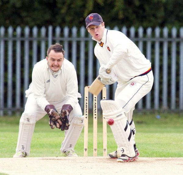 ANTHONY AXFORD BOLTON ASSOCIATION ROUND-UP: Bury fall to shock defeat despite skipper's century