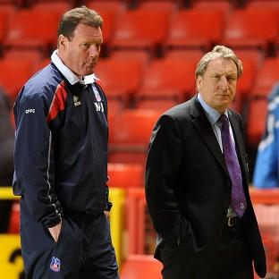 Mick Jones, pictured left, insists Neil Warnock has a point to prove in the Premier League