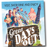 Bury Times: Days Out Cover