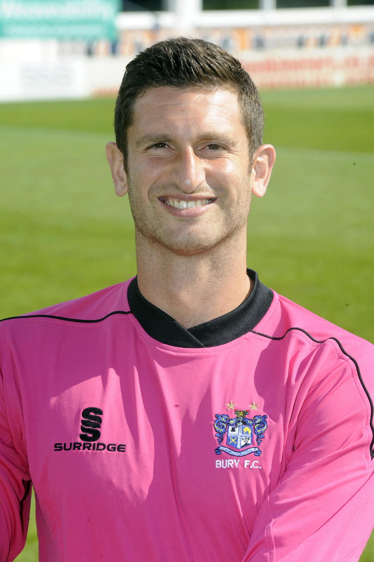 We're all one big happy family, says Bury stopper Shwan Jalal