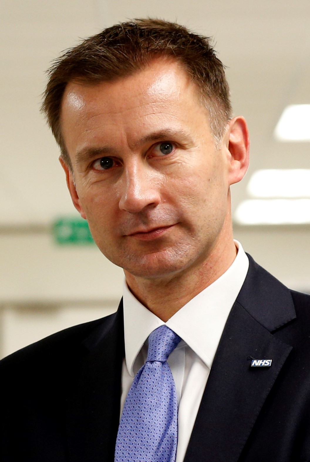 Jeremy Hunt, secretary of state for health