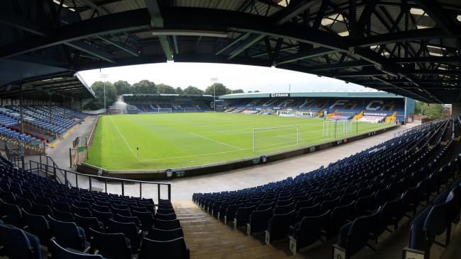 Bury's JD Stadium