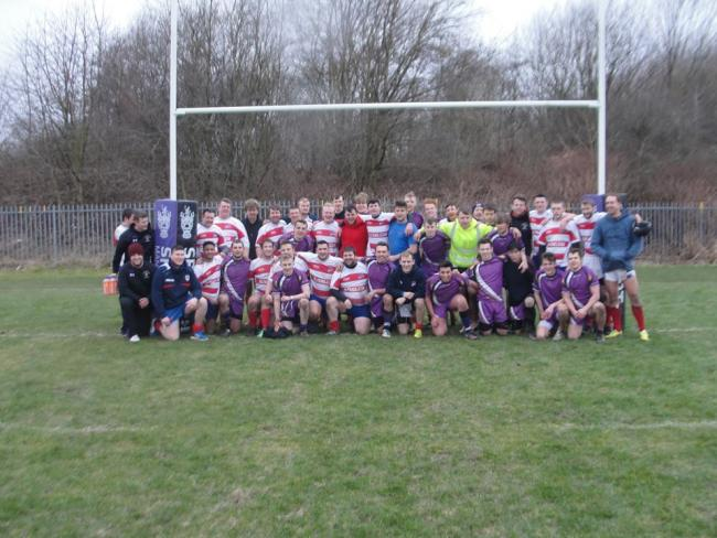 BURY Broncos' third adult team played their first-ever game when they travelled to the University of Manchester on Saturday.The sides were well-matched during a fiercely-contest game which saw the home side claim a narrow 36-35 win.Due to absences both si