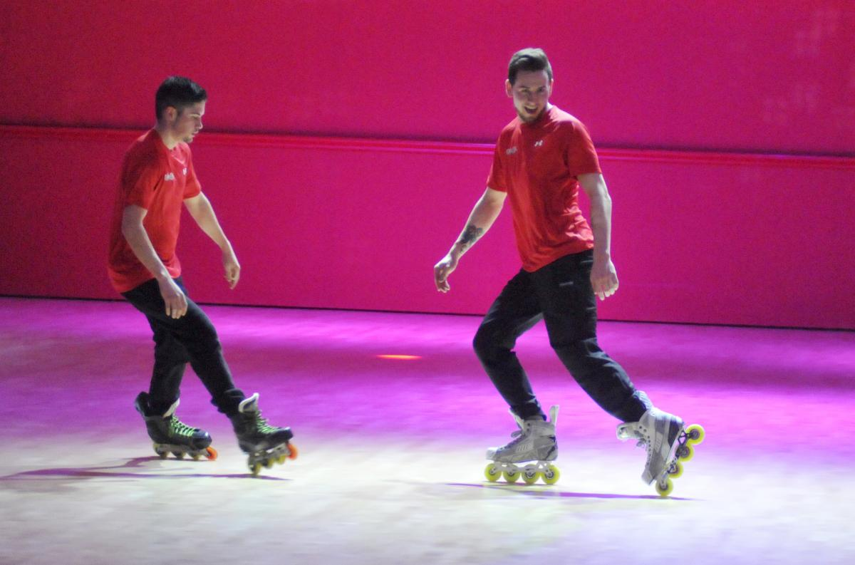 Roller skating vaughan - New Roller Rink Opens In Bury Town Centre