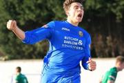 Sam McMahon is likely to miss Radcliffe Borough's Easter fixtures with a knee injury