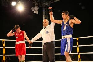BOXING: Bury amateur fighter Muhammad Ali makes flying start to European Games