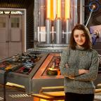 Bury Times: Game Of Thrones star Maisie Williams: Working on Doctor Who was 'a joy'
