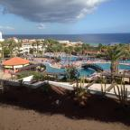 Bury Times: STUNNING: The view from the Barceló Jandía Mar hotel